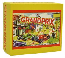 Grand Prix - Retro Family Travel Game